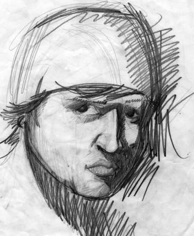 Self-portrait, 